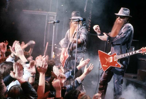 ZZ Top - Pictorial Press - Music, Film TV & Personalities Photo Library
