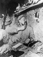 WWI – German soldier