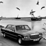 1972 Mercedes 450 6.9