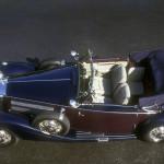 Mercedes Benz 540K Cabriolet A 1938