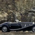 Mercedes Benz 540K 1937