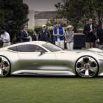Mercedes-Benz Concept  AMG Vision Grand Turismo Pebble Beach 2014